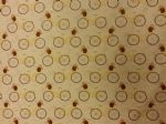 BIKES AND BASKETS - push bikes strawberries - Fabric 100% Cotton - Price Per Metre
